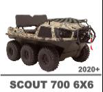 ARGO FRONTIER 6X6 SCOUT 700 MANUALS