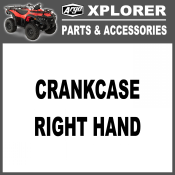 Crankcase Right Hand