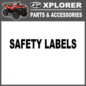 Labels Safety