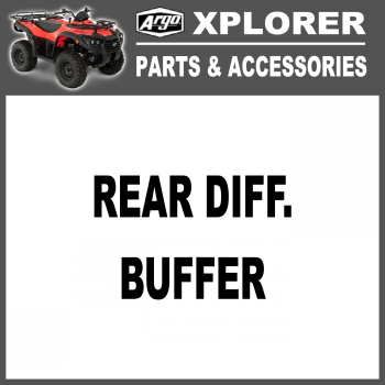 Rear Differential Buffer