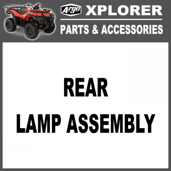 Rear Lamp Assembly