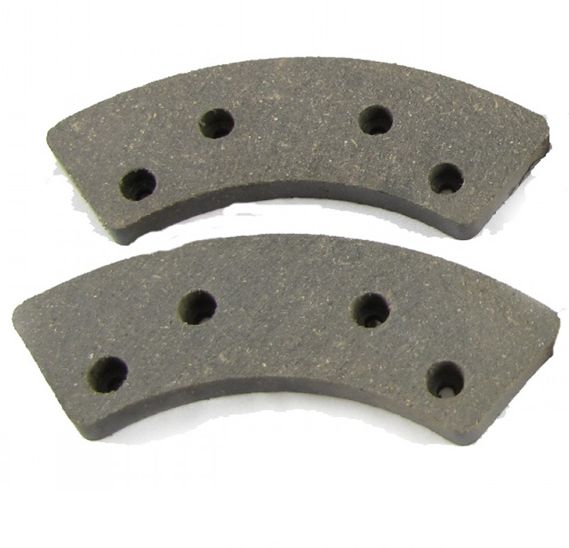 100-56 - PAD, BRAKE (set of 2 pads)
