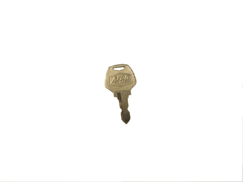 100-60A#11 - KEY, IGNITION - #11 - DISCONTINUED