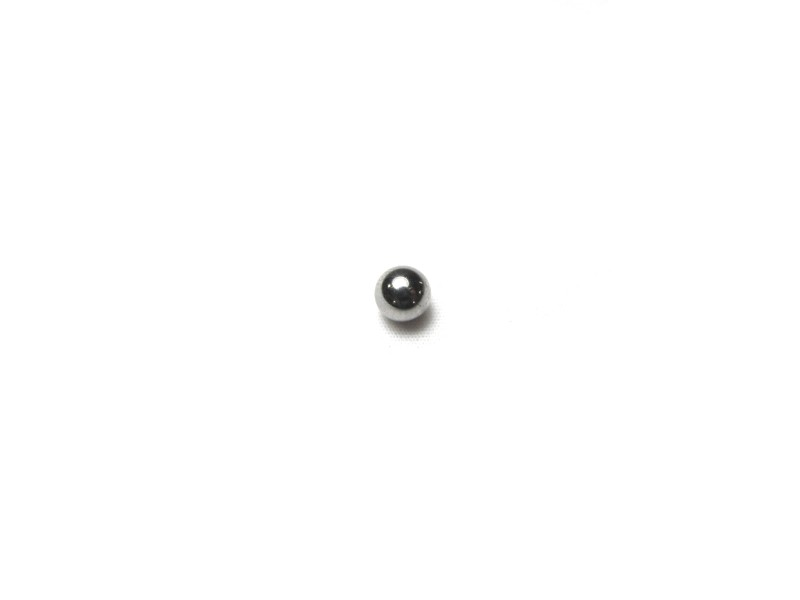 109-02 - BALL, STEEL  1/4 CHROMESTEEL