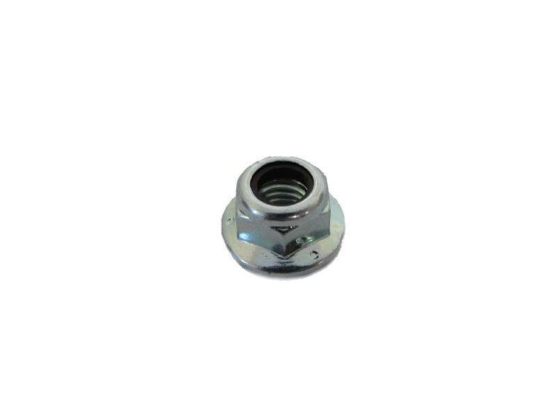117-118 - LOCKNUT, NYLON 3/8-16, FLANGED