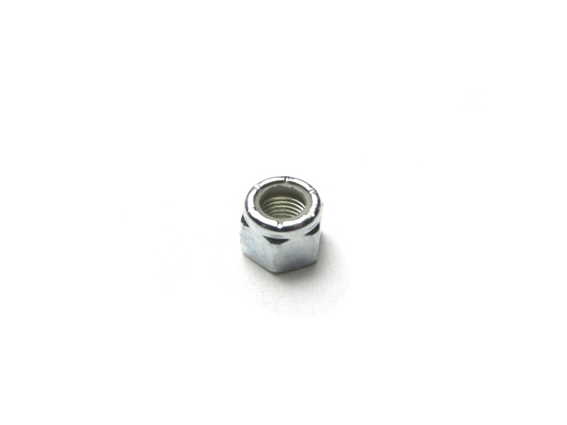 117-24 - LOCKNUT, NYLON 3/8-24 ZINC