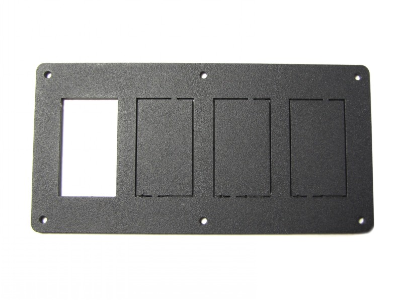 127-150 - PLATE, SWITCH MOUNTING -4 HOLE