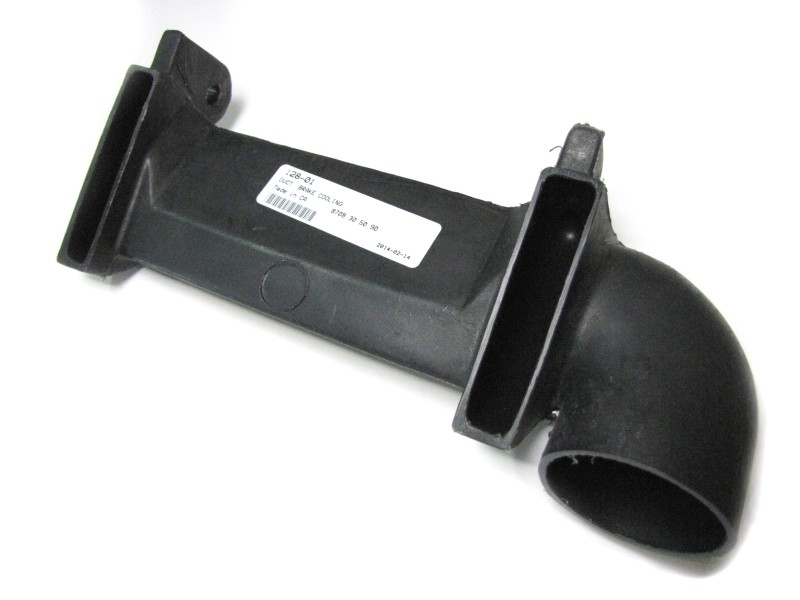 128-01 - DUCT, BRAKE COOLING