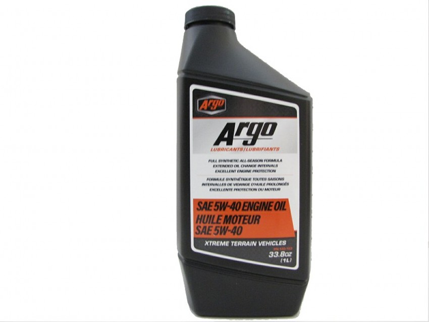 130-103  ARGO ENGINE OIL SYNTH 5W-40