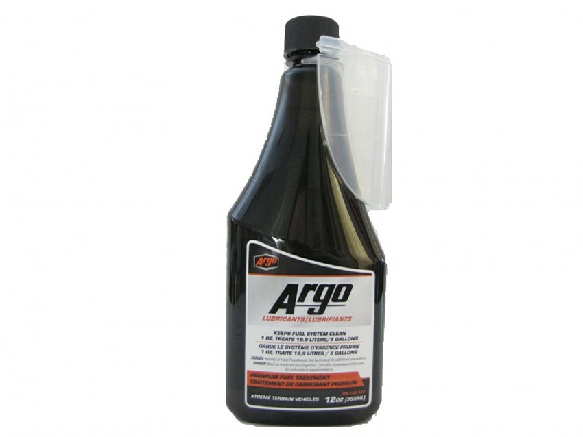 130-107  ARGO FUEL ADDITIVE TREATMENT
