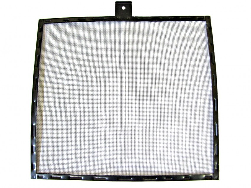14037-2128  SCREEN, GRASS RADIATOR - KAWASAKI