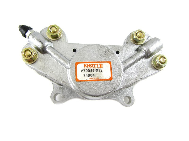 166-10 - CALIPER, HYDRAULIC BRAKE-LEFT - SUPERSEDED