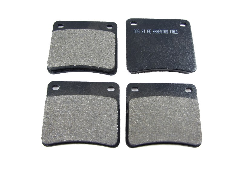 170-01 - PAD SET (4), STEERING BRAKE-NON-ASBESTOS (OLDER MODELS)