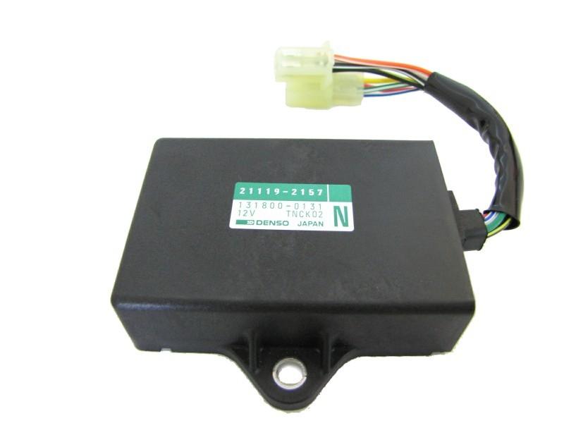 CDI Ignitor High Performance Box Igniter Compatible With Kawasaki FD501V FD620D OEM 21119-2157