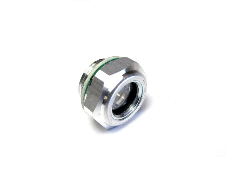 34-251 - SIGHT GLASS, ALUMINUM, 1/2 BSP