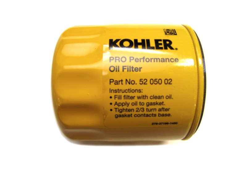 52 050 02-S  OIL FILTER MAGNUM - KOHLER