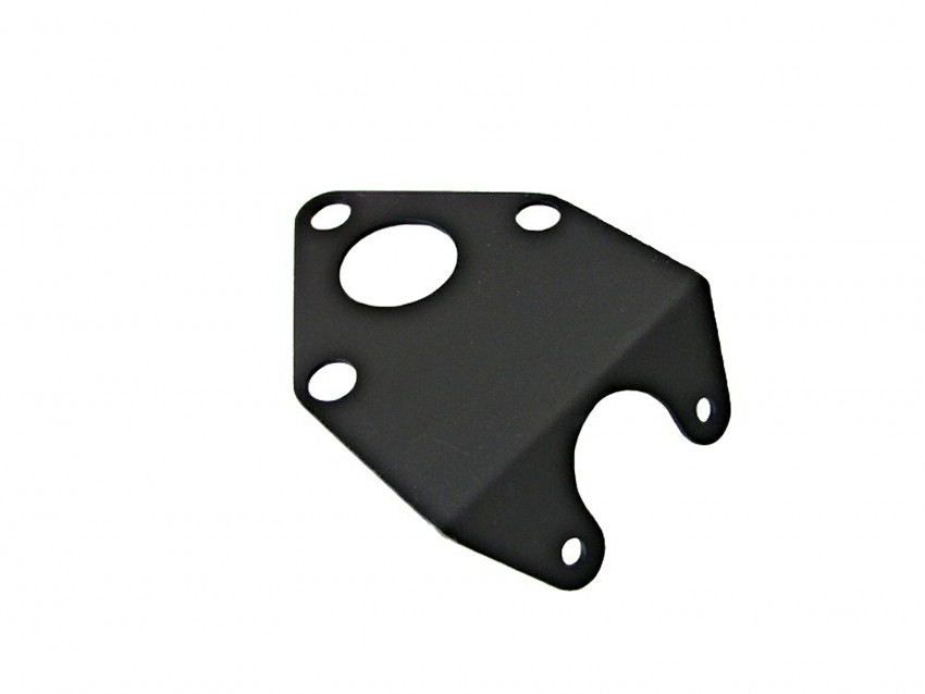 612-132 - BRACKET, LCD GAUGE - PAINTED