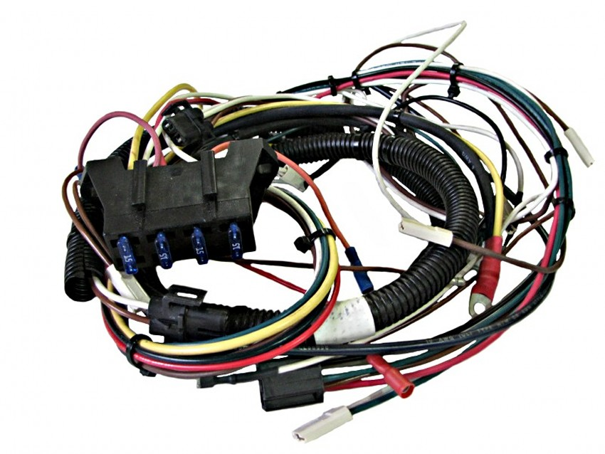 613-63 - WIRE HARNESS - BRIGGS 16&18 HP on
