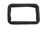 613-74 - BEZEL, RUBBER HEADLAMP