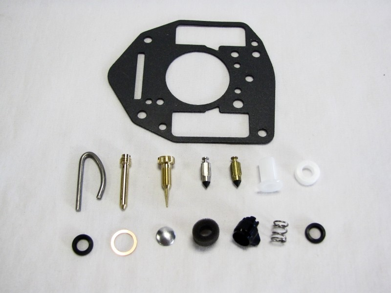 809021 - CARBURETOR OVERHAUL KIT 14/16HP - BRIGGS
