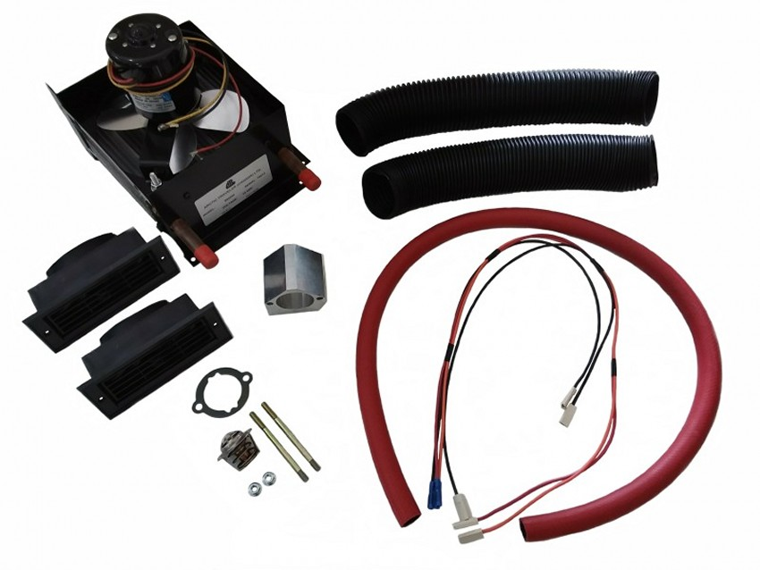 848-170 - ACC, HEATER KIT, AVENGER / HDi (2004 -2019)