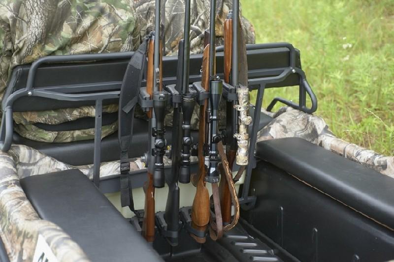 848 200 Gun Rack 4 Gun Black