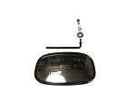 852-07  REAR VIEW MIRROR KIT