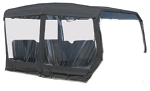 900-0005 ACC, CONVERTIBLE SOFT TOP, BLACK - AURORA / FRONTIER 8X8