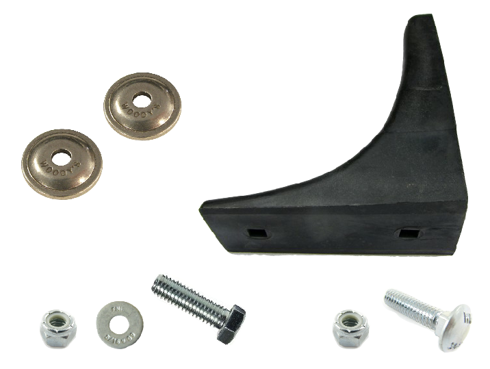 K-113 TRACK / TIRE GUIDE KIT - UHMW - HD 18