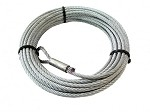 W60076 WARN WIRE CABLE 3.0-3.5 3/16 X 50'