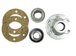 K-131SB  (OEM) STANDARD BEARINGS & OUTER FLANGE KIT (ALL 1993 - 2009 MODELS)