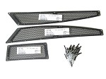 K-300  SCREEN KIT, HOOD SCOOP HDI