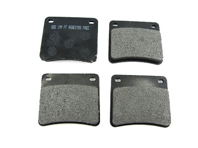 170-03 - PAD SET (4), STEERING BRAKE-NON ASBESTOS