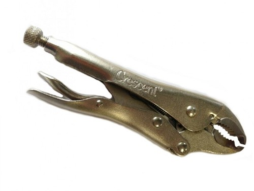 658-08 - MODIFIED VISE GRIP - 40-60 SERIES CHAIN TOOL